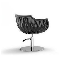 Gamma&Bross Fotel Fryzjerski Pearl Chair Black