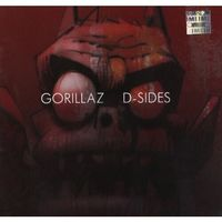 Pozostała muzyka rozrywkowa, Gorillaz - D-SIDES