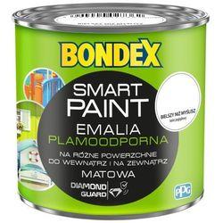 Emalia akrylowa Bondex Smart Paint bielszy niż myślisz 0,2 l