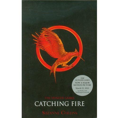 Książki do nauki języka, Catching fire (opr. miękka)