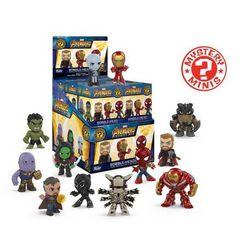 Brelok Funko Mystery Minis w ciemno - Mystery Minis Avengers: Wojna bez granic