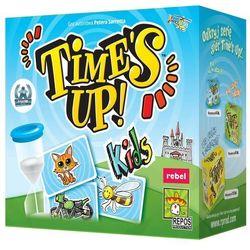 Gra Time is Up! Kids (2020 PL) + PREZENT do zakupów za min.30 zł.