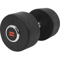 Hantla gumowana profesjonalna 47,5 kg