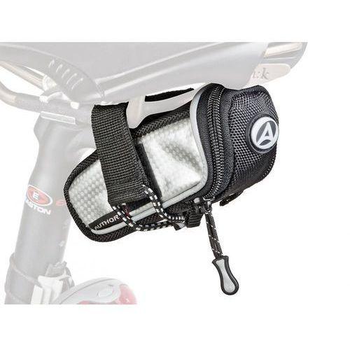 Sakwy, torby i plecaki rowerowe, 15-002150 Torba podsiodłowa Author A-S310 czarna