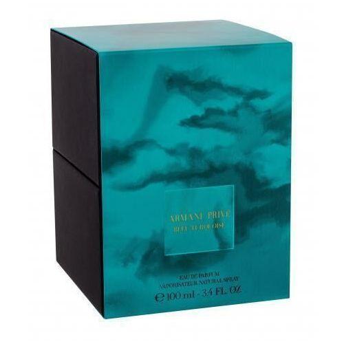 Wody perfumowane unisex, Armani Privé Bleu Turquoise woda perfumowana 100 ml unisex