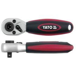 Grzechotka do bitów i nasadek 1/4x 1/4'' Yato YT-0331 - ZYSKAJ RABAT 30 ZŁ