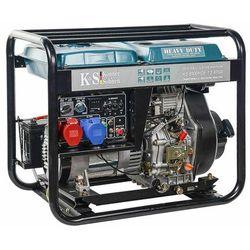 Agregat prądotwórczy KS 8100HDE -1/3 ATSR moc5.3 kW KÖNNER & SÖHNEN