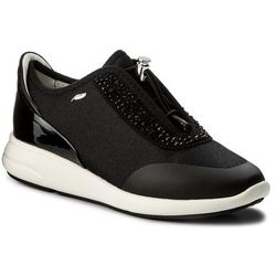 Sneakersy GEOX - D Ophira E D621CE 01402 C0595 Black/Black
