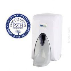 Dozownik łokciowy do płynów dezynfekcyjnych i mydła w płynie 0,5l POP