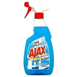 Spray do szyb AJAX Triple Action 500ml