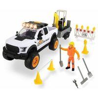 Jeżdżące dla dzieci, Pojazd play life zestaw naprawy ulic 41 cm