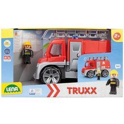 Lena truxx straż pożarna z drabiną pudełko