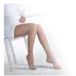 Rajstopy ciążowe przeciwżylakowe 140 den II klasy kompresji - TERAPEUTICO, ucisk 22-29 mmHg - przeźroczyste - ANTISTRESS