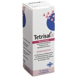 TETRISAL S krople do nosa 10ml