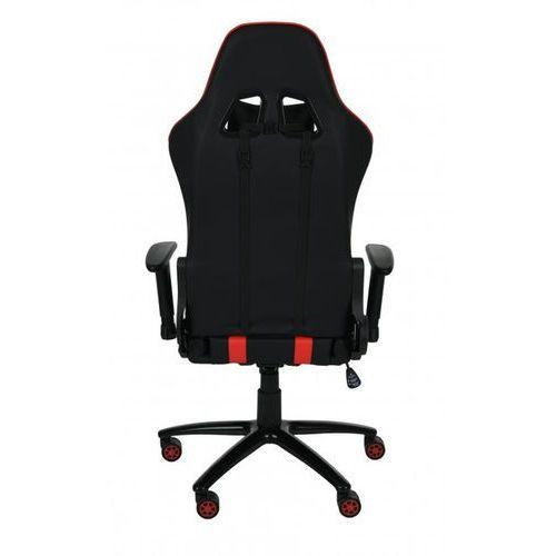 Fotele dla graczy, Fotel Gamingowy G-Racer Optimum Dla Gracza czerwony