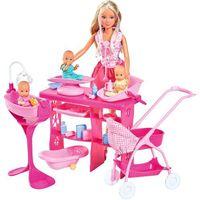 Lalki dla dzieci, Lalka Steffi Love Opiekunka trojaczków