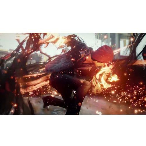 Gry na PlayStation 4, inFamous: Second Son (PS4)