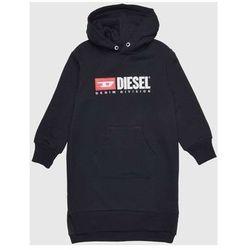 Sukienki krótkie Diesel 00J4JI 0IAJH DILSEC SUKIENKA dziewczynka BLACK 5% zniżki z kodem JEZI19. Nie dotyczy produktów partnerskich.