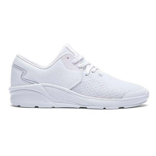 Męskie obuwie sportowe, buty SUPRA - Noiz White-White (WHT)