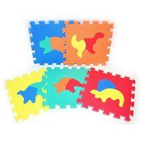 Puzzle, Teddies BABY Piankowe puzzle Dinozaury 30 x 30 cm - BEZPŁATNY ODBIÓR: WROCŁAW!