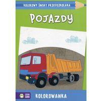 Literatura młodzieżowa, Pojazdy Kolorowy świat przedszkolaka. Darmowy odbiór w niemal 100 księgarniach!