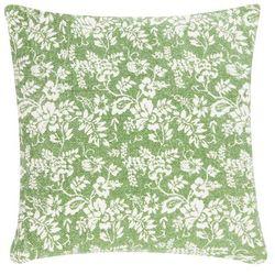 Poduszka Flower Garden 45x45 - zielony
