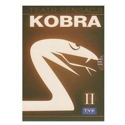 Teatr Sensacji KOBRA Kolekcja 2. Darmowy odbiór w niemal 100 księgarniach!