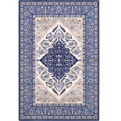 Dywan Agnella Isfahan Leyla Ciemny Niebieski 200x300