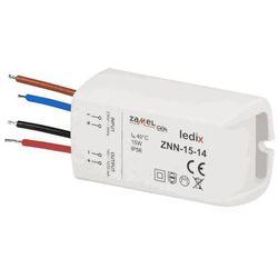 Zasilacz LED natynkowy 14V DC 15W ZNN-15-14 LDX10000025