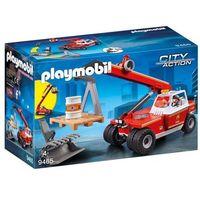 Klocki dla dzieci, Playmobil ® City Action Strażacki ładowarka teleskopowa 9465