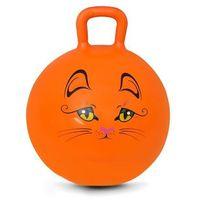 Piłki dla dzieci, Spokey dziecięca piłka do skakania Kitty 45 cm