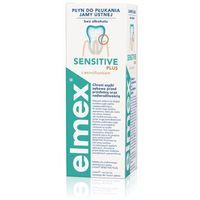 Płyny do płukania ust, Płyn Elmex Sensitive Plus - 400ml