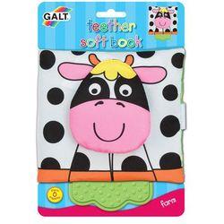 Galt książka materiałowa dla dzieci - farma