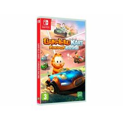 CDP Garfield Kart Furious Racing Nintendo Switch