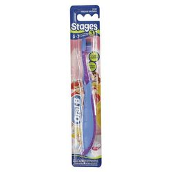 Szczoteczka do zębów dla dzieci Oral-B Stages 3 miękkie włókna dla dzieci 5-7 lat