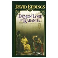 Książki do nauki języka, Demon Lord of Karanda book three of THE MALLOREON