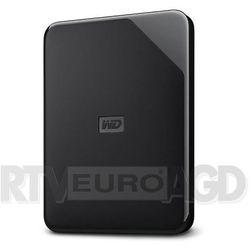 WD Elements SE 4TB USB 3.0 (czarny) + etui