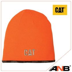 Czapka dwustronna CAT APPAREL C1120070 HI VIS ORANGE CAP