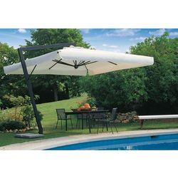 Parasol ogrodowy Leonardo Braccio 350cm x 350cm made in Italy