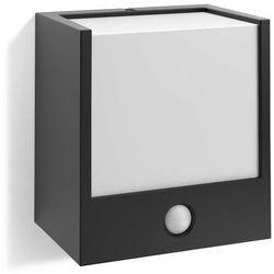 Philips 17317/30/16 - LED Kinkiet zewnętrzny z czujnikiem ruchu MACAW 1xLED/3W/230V