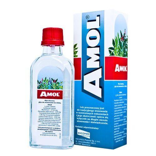 Preparaty ziołowe, AMOL płyn doustny 150ml