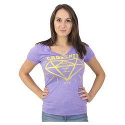 T-shirt Reebok Crossfit Lush Orchid Hard As Hell B87199