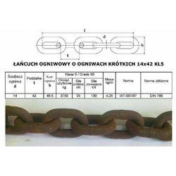 Łańcuch Rozrzutnika Obrornika Heywang, Duchesne 14x42 KL5