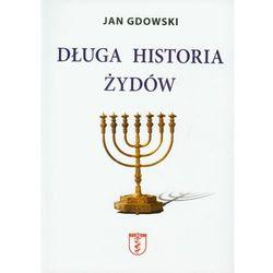 Długa historia Żydów (opr. miękka)