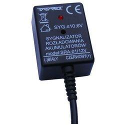 Sygnalizator 12V rozładowania akumulatorów SRA-01/12V TATAREK