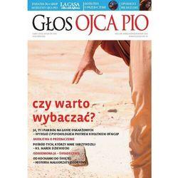 Głos Ojca Pio nr 5 (89) wrzesień/październik 2014 - praca zbiorowa - ebook
