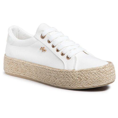 Damskie obuwie sportowe, Sneakersy MEXX - Chevelijn MXSE0040_03W White 3000