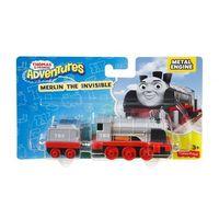 Pojazdy bajkowe dla dzieci, Tomek i Przyjaciele, Mała lokomotywa Merlin