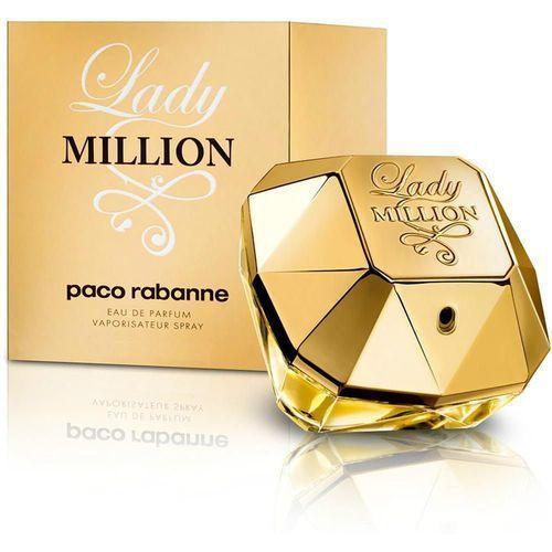Wody perfumowane damskie, Paco Rabanne Lady Million Woman 50ml EdP