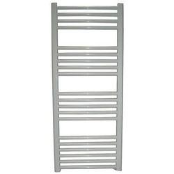 Grzejnik łazienkowy Wetherby wykończenie proste, 600x1200, Biały/RAL -